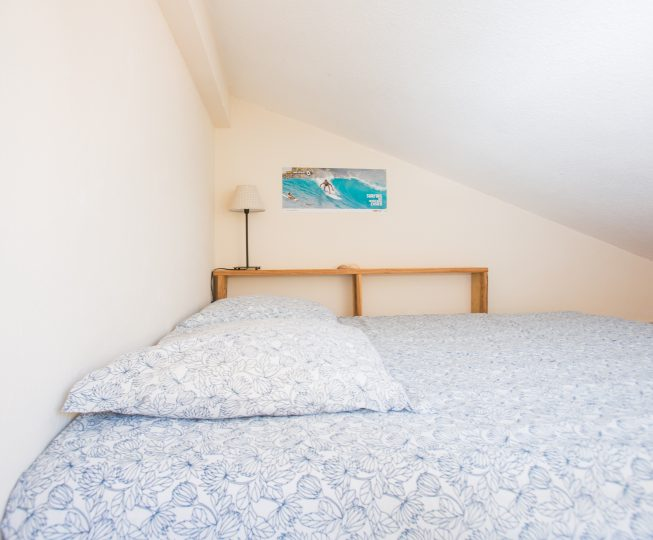 Private surf apartements situated on the beach at Hossegor, South West France.rance.